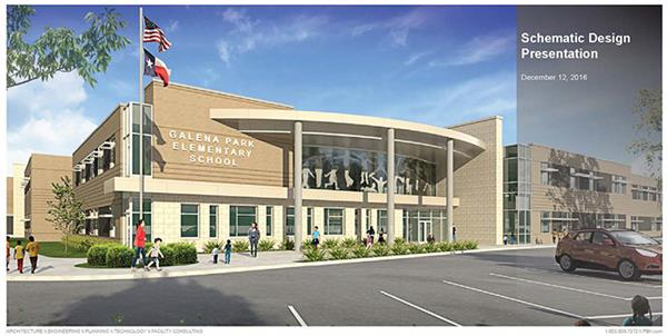 Galena Park Elementary Replacement