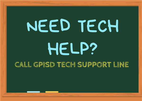 GPISD Tech Support