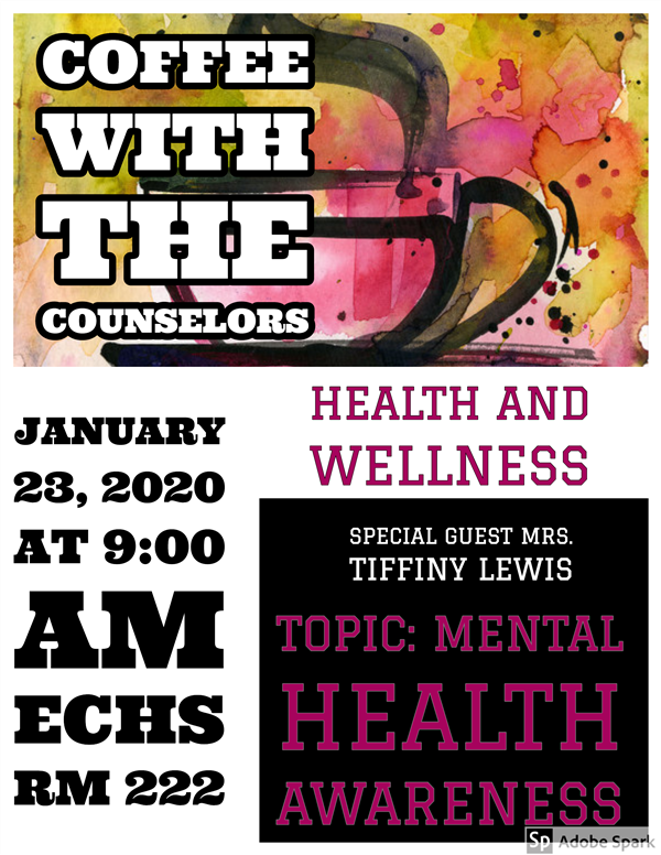 Coffee with the Counselors is Back