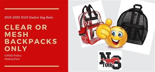 Backpack Rules