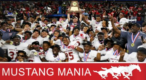Congratulations to the North Shore Mustangs!!!