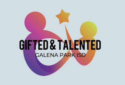 Galena Park ISD Gifted & Talented Logo
