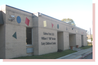 Front of Head Start Building